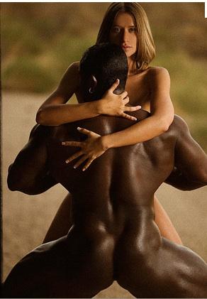 Black Women White Men