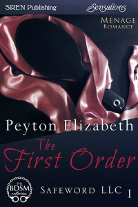 Peyton Elizabeth-The First Order