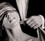 Masking her