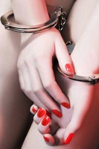 Red and Cuffs