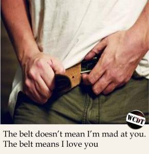 The Belt Means