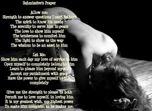 A Submissives_s Prayer
