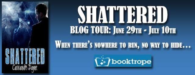 Shattered Blog Tour