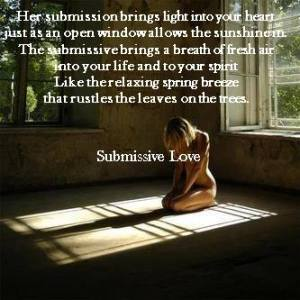 Submissive Love