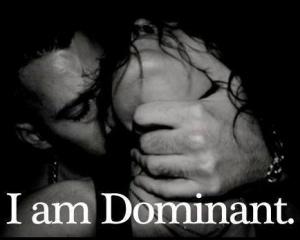I am dominant